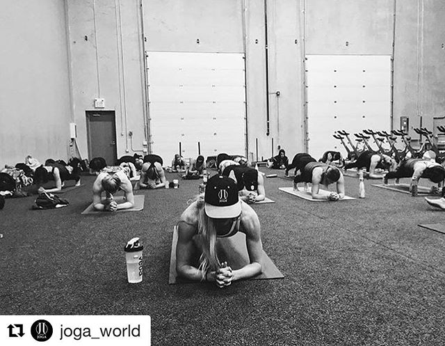 @breeaguhle is hosting a Joga Level 1 Certification course on Dec 7–10th at Firstline. For more information contact Bree or Visit @joga_world